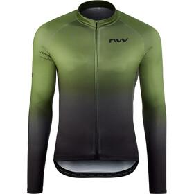 Northwave Performance LS Jersey Men, verde
